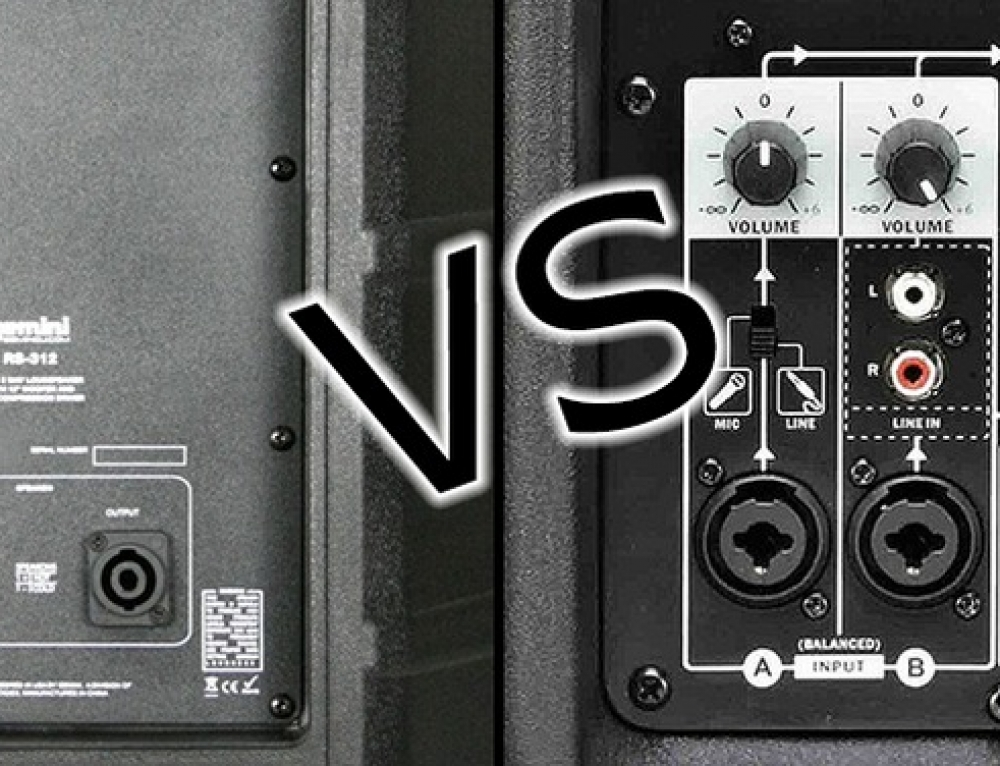 Active vs Passive Subwoofers: Which are the Differences?