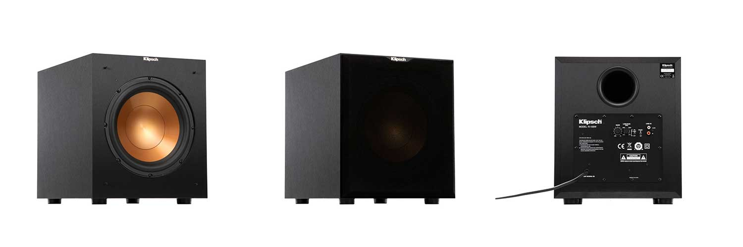 Klipsch-r-10sw-subwoofer best home subwoofer