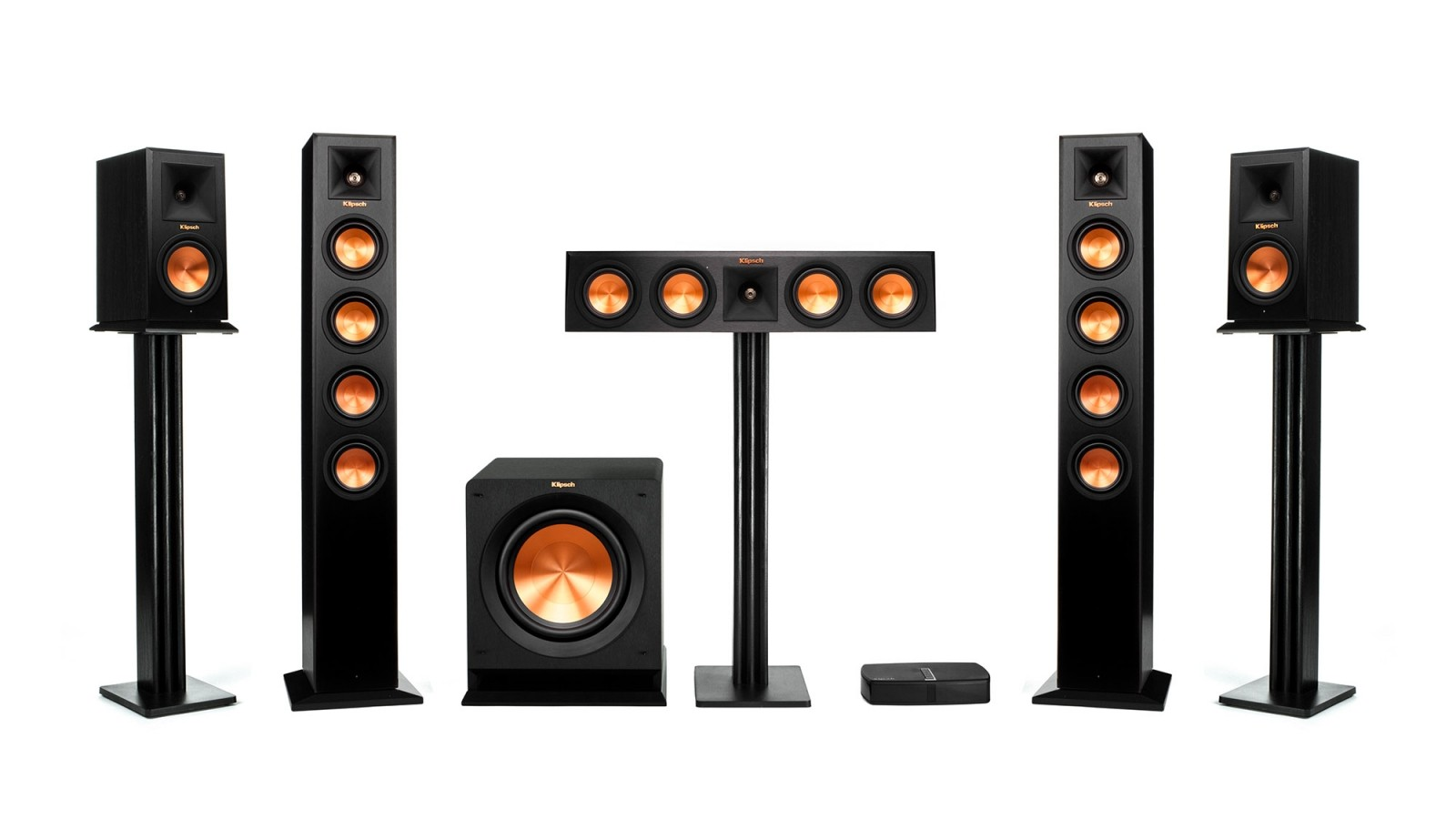 wireless home theater subwoofers