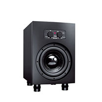 Adam Audio Sub8 Powered Studio Subwoofer Black 4