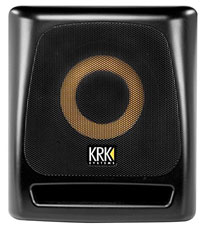 "KRK 8S2 V2 8"" 100 Watt Powered Studio Monitor Subwoofer 5"